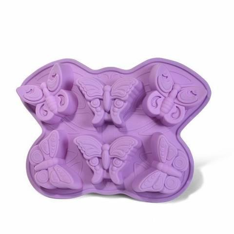 """6660 FISSMAN Форма для выпечки """"Бабочка"""" 32x23x3,8 см,  купить"""