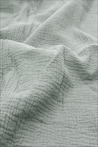 Ткань муслиновая, серая дымка
