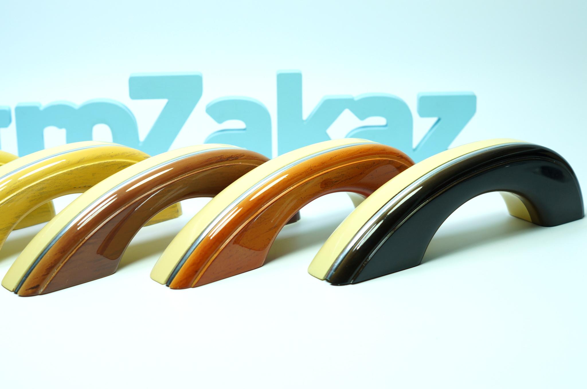 Подлокотники деревянные Газ 21