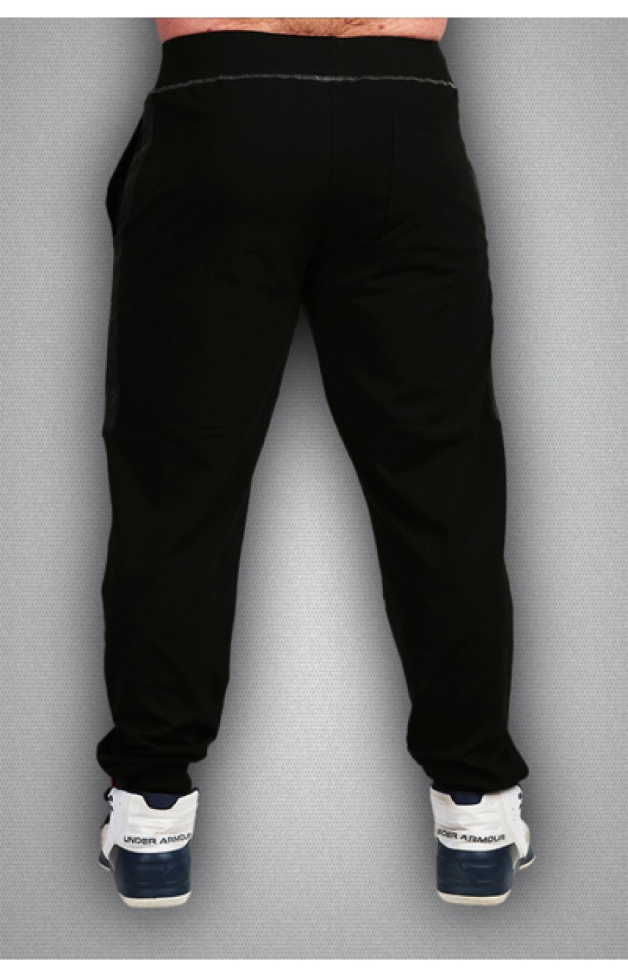 Штаны 1653 (черные)
