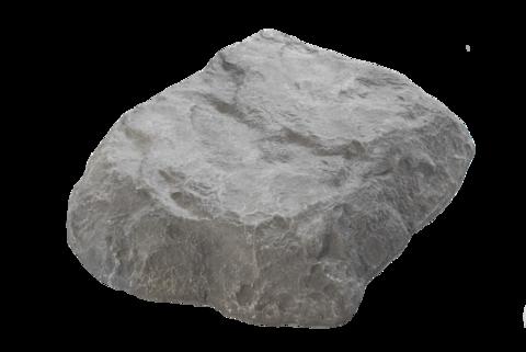 Декоративный камень для садовой розетки TrueRock Medium Cover Rock, Greystone