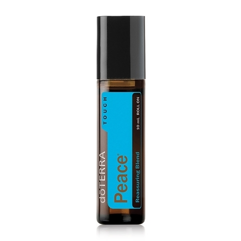 «Спокойствие», умиротворяющая смесь масел, роллер, 10 мл /  dōTERRA Peace® Touch Reassuring Blend