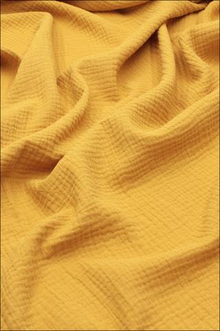 Ткань муслиновая, манго