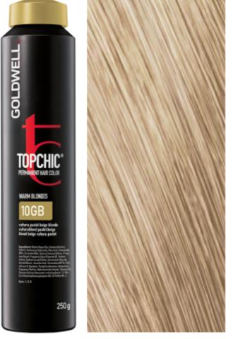 Goldwell Topchic 10GB песочный пастельно-бежевый TC 250ml