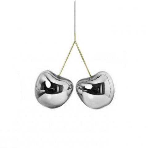 Подвесной светильник копия Сherry by Qeeboo (хром)