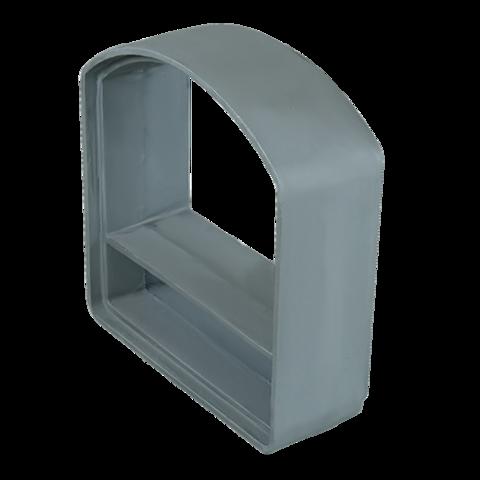 Удлинитель портала печи Гефест ЗК 15П/18П/35М 100 мм