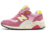 Кроссовки Женские New Balance 580 Pink White Yellow