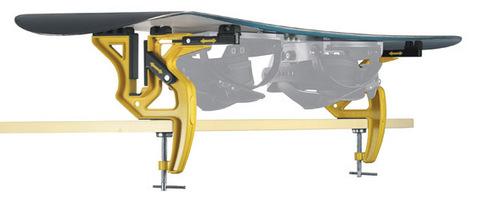 Картинка тиски Toko Board Grip из 2-х частей  - 2