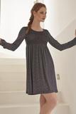 Домашнее платье с завышенной талией Verdiani