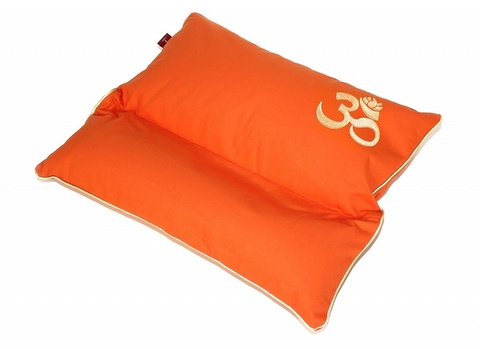 Подушка серии Сурья с валиком под шею, 45 х 50 см