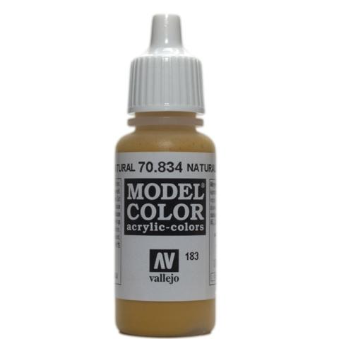 Model Color Natural Wood 17 ml.