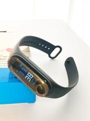 Фитнес часы-браслет M3 (с цветным дисплеем)