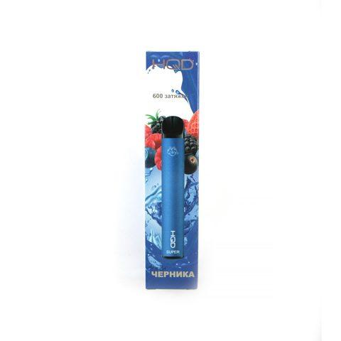 Одноразовая электронная сигарета HQD Super Blueberry (Черника)