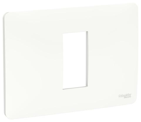 Рамка 1-модульная, Цвет Белый. Schneider Electric. Unica Modular. NU210118