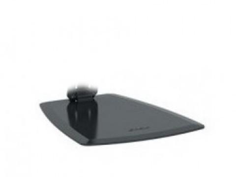 FOT  Пластиковая подставка для шарнирного ценникодержателя, черный