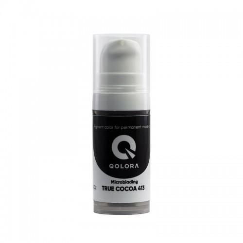 Пигмент Qolora True Cocoa 413