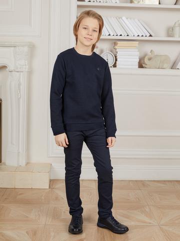 Толстовка трикотажная для мальчика, Luminoso (134-158)