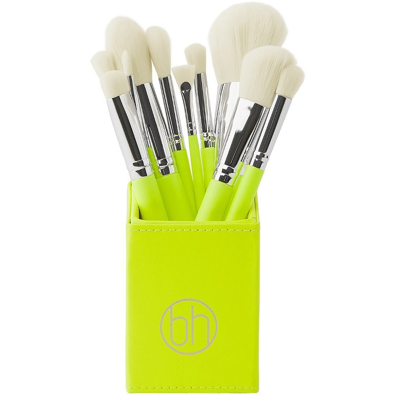 BH Cosmetics Color Festival Brush Set