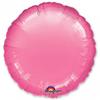 круг фольга 46 см однотонный