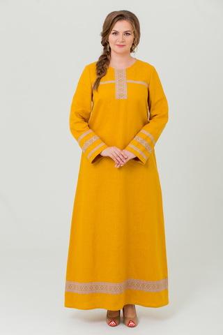 Платье традиционное Горицвет