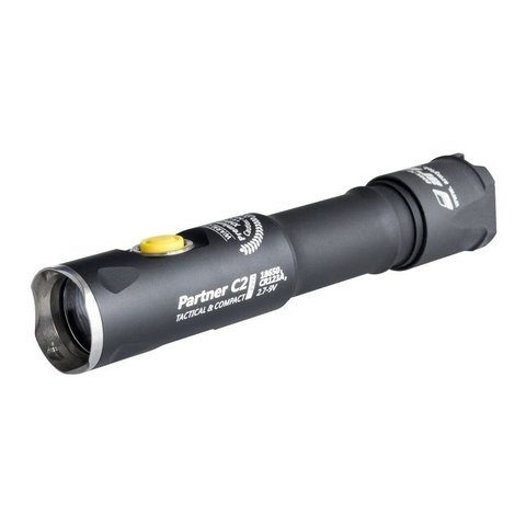 Тактический фонарь Armytek Partner C2 Pro v3 XHP35 (белый свет)