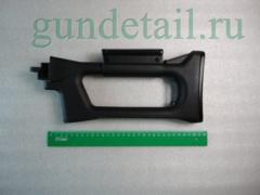 Приклад пластик с поворотной щекой СБ20 Сайга АК (СОК-АК)