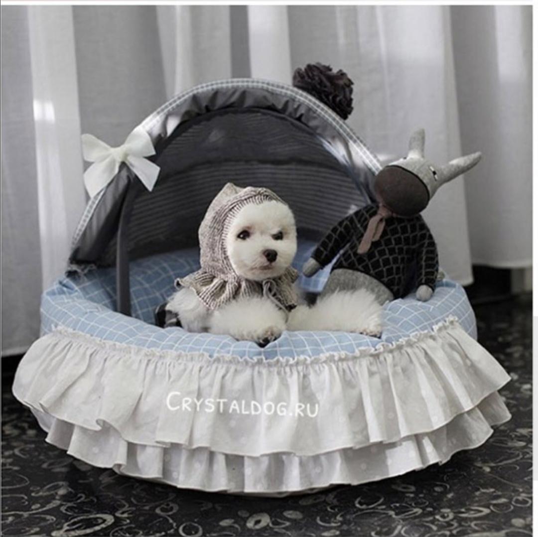 красивые лежанки для собак