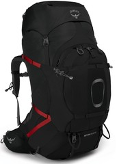 Рюкзак туристический Osprey Aether Plus 100, Black