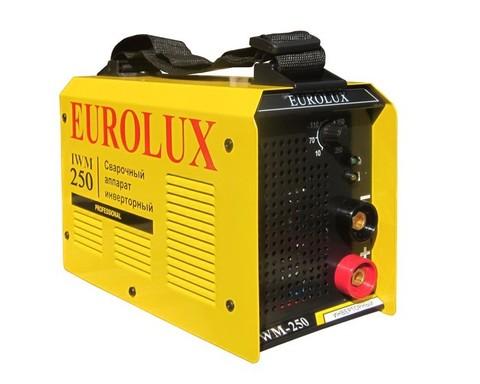 Сварочный инвертор IWM250 Eurolux