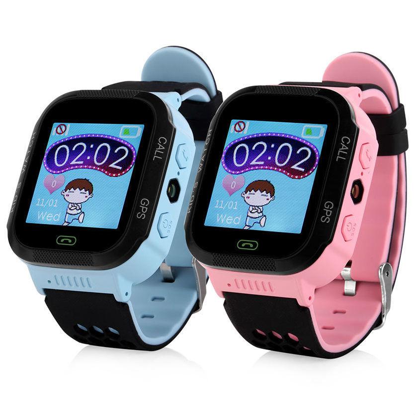 Детские часы с GPS трекером Детские часы-телефон Smart Baby Watch T7 (G100) с GPS ae622635fc1835a07358eb8d37e8ac6f.jpg