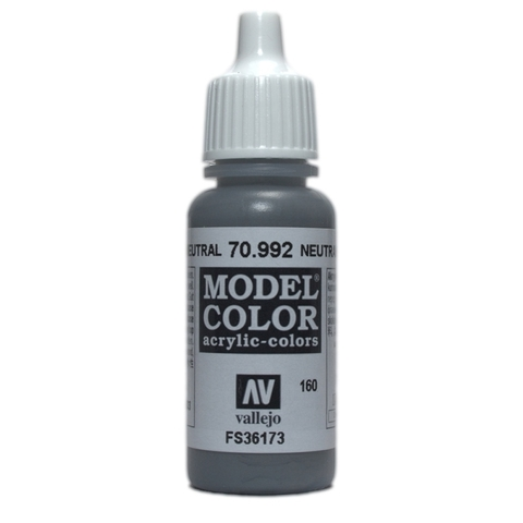 Model Color Neutral Grey 17 ml.