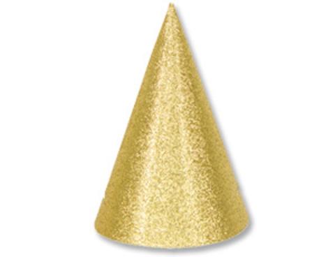 Колпачки блеск Золото