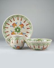 Детский  набор керамической посуды «Динозаврики», Польша