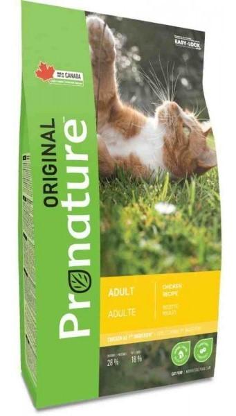 Сухой корм Корм для взрослых кошек, Pronature Original Cat Adult, с курицей Pronature_Original_сухой_корм_для_кошек__курица2.jpg