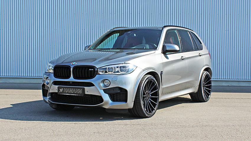 Обвес Hamann для BMW X5 F85