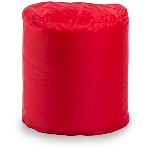 Пуфик «Цилиндр», Красный