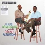 Louis Armstrong, Oscar Peterson / Louis Armstrong Meets Oscar Peterson (LP)