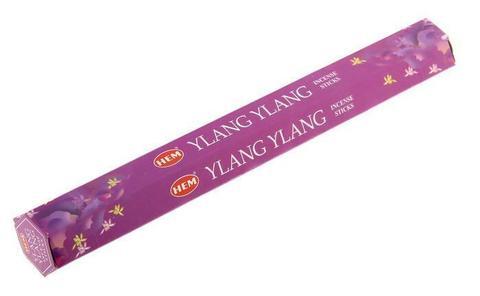 Благовония HEM Ylang Иланг (20 шт)