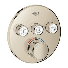 Термостат для душа встраиваемый на 3 потребителя Grohe Grohtherm SmartControl 29121BE0 фото