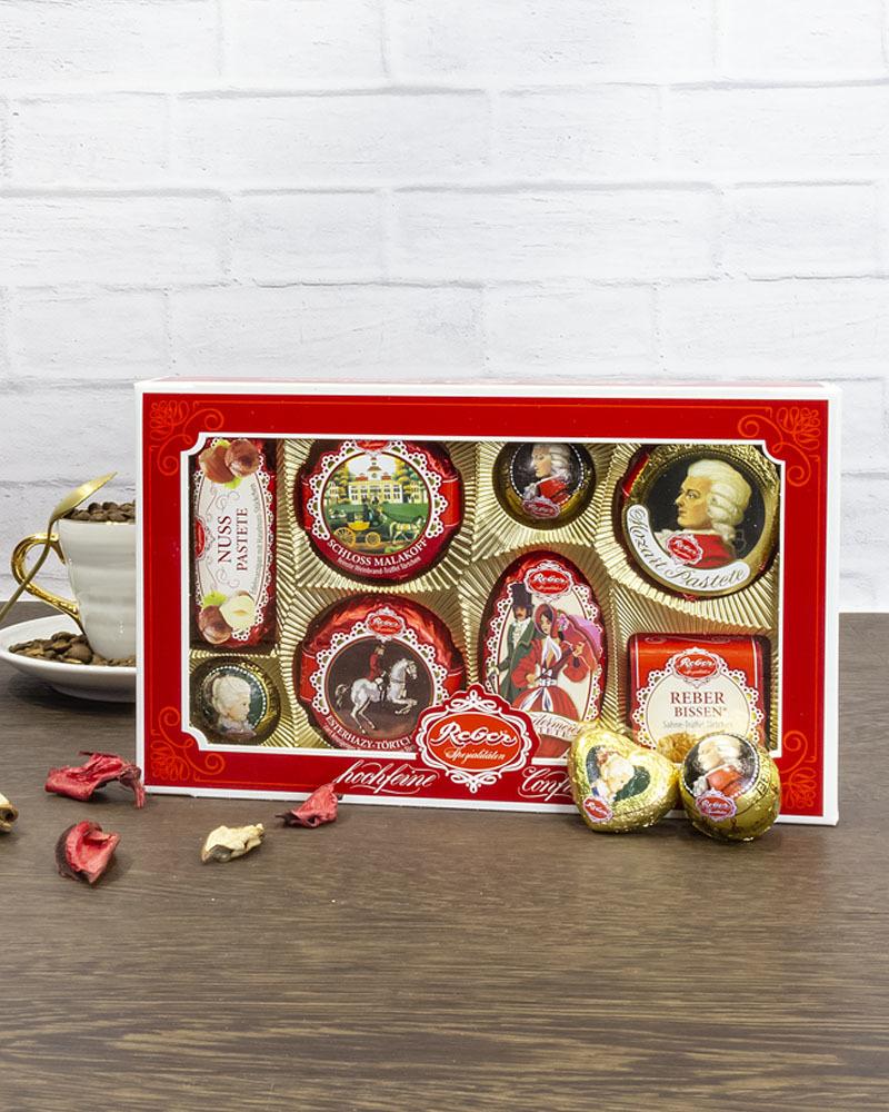 Шоколадные Конфеты Reber Ассорти 285 г
