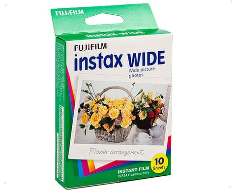 Картридж для камеры Fujifilm Instax Wide  (10/PK), 10 снимков, цветные