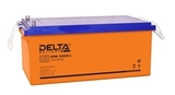 Аккумулятор DELTA DTM 12250 L ( 12V 250Ah / 12В 250Ач ) - фотография