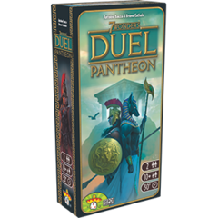 7 Wonders: Duel (Pantheon)