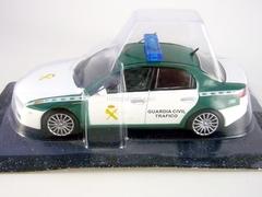 Alfa Romeo 159 National Guard of Spain 1:43 DeAgostini World's Police Car #43