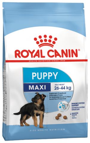 Royal Canin (15 кг) Maxi Puppy