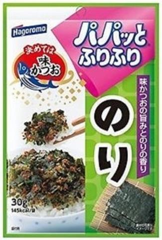 Приправа Хагоромо для риса (для овощей,картошки и др круп) с водорослями нори HAGOROMO