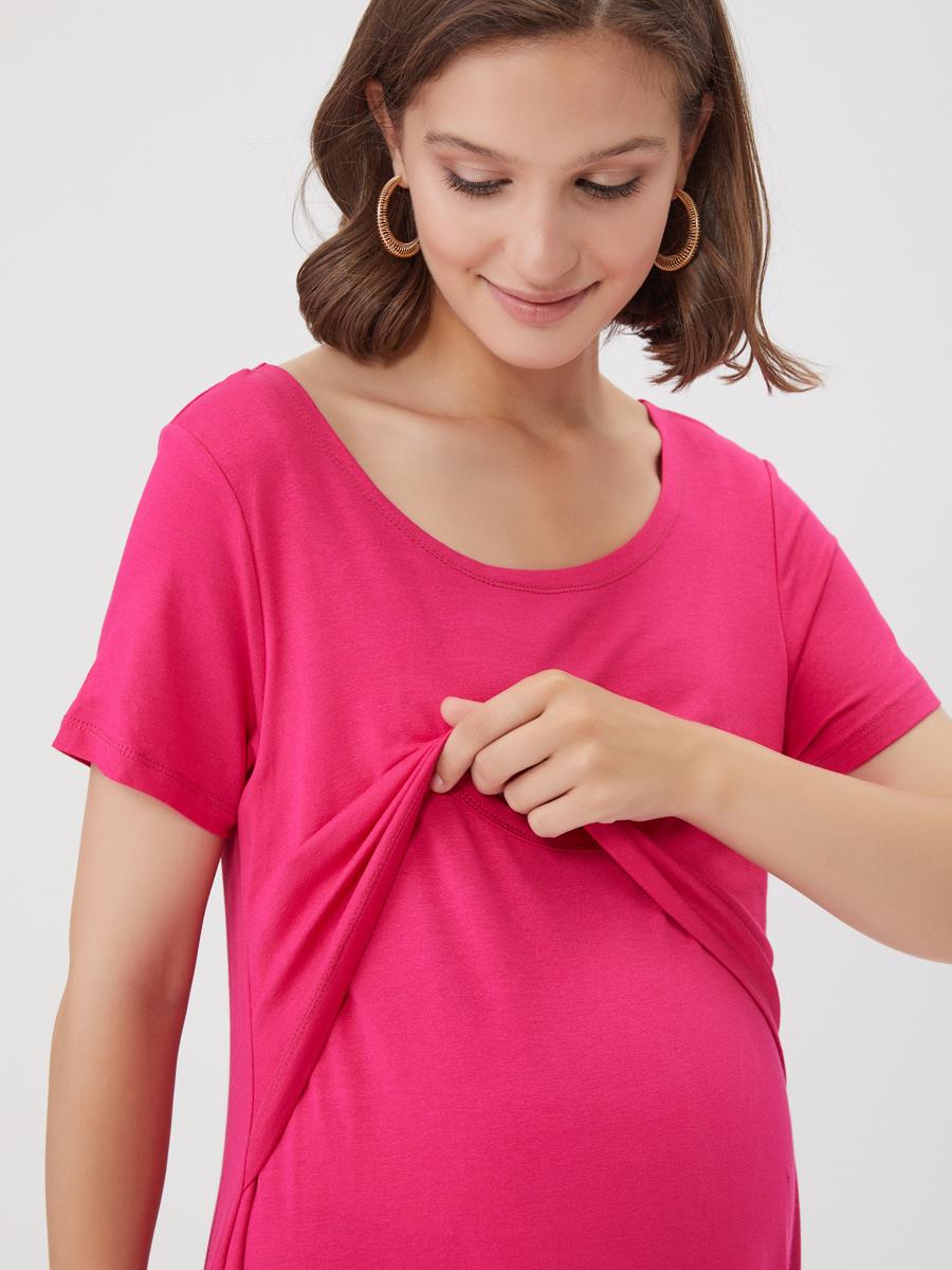 Платье для будущих и кормящих мам - Фото 8