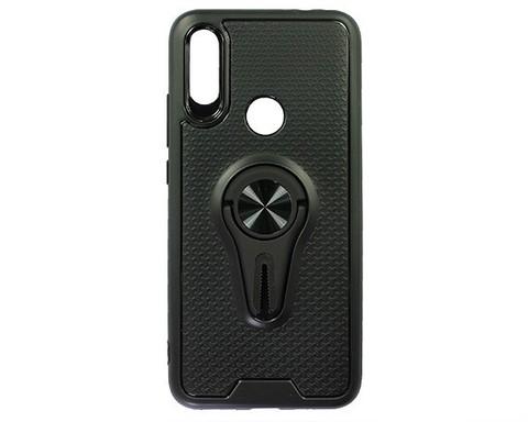 Чехол для Xiaomi Redmi 7/Redmi Y3 | с автодержателем черный