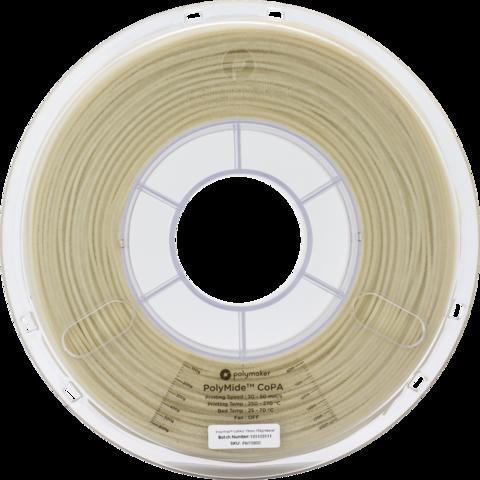 PolyMaker PolyMide CoPa-пластик, 1.75 мм, 0,75 кг, Натуральный