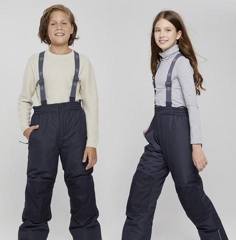 Premont брюки зимние WP73782 DARK GREY
